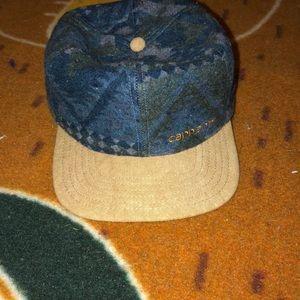 Vintage Carhart Flatbill hat